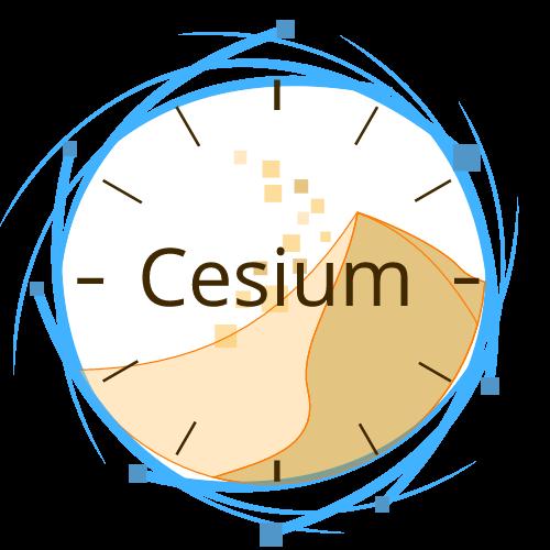 :cesium: