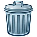 :trash: