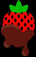 :chocolate_strawberry: