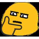 :blobthinkingglare: