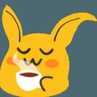 :blobbuncoffee: