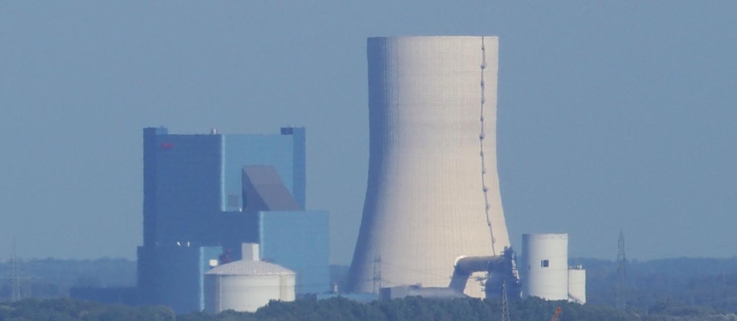 Kohlekraftwerk Datteln4 / Wikipedia