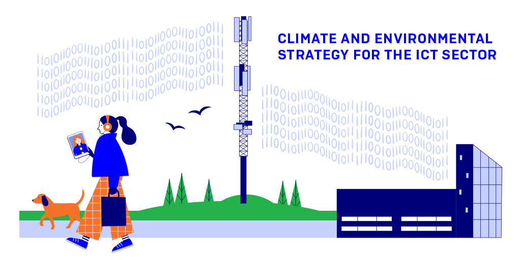 Climate and environmental strategy for the ICT sector